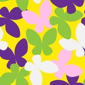 Butterfly Seamless Pattern 02