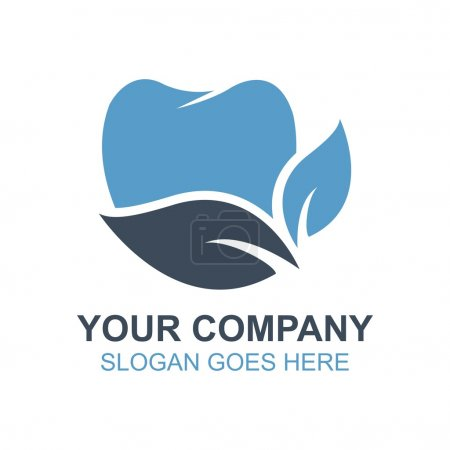Dental Dentist Icon Vector Logo