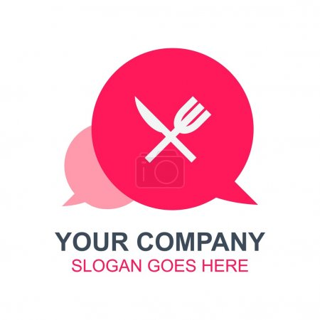 Restaurant Dining Gourmet Icon Vector Logo
