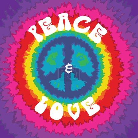 Peace & Love - Hippie style