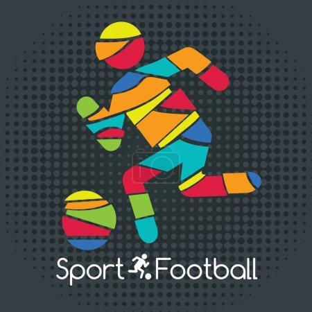 Sport Football. football (soccer)
