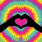 Make Love Not War - Hippie style