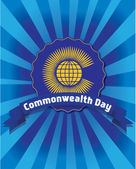 Commonwealth Day Commonwealth of Nations (CIS) flag