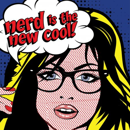 NERD IS THE NEW COOL!