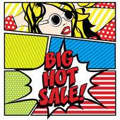Pop art BIG HOT SALE