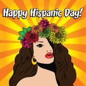 Happy Hispanic Day.