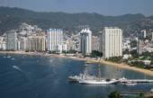 Acapulco Skyline and Harbor