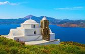 Panaghia Thalassitra church in Milos island Greece