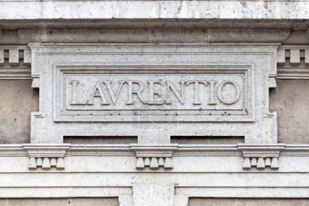 Classic Roman architecture