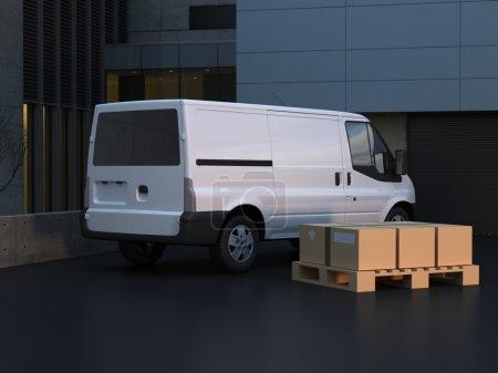 Logistics industry concepts