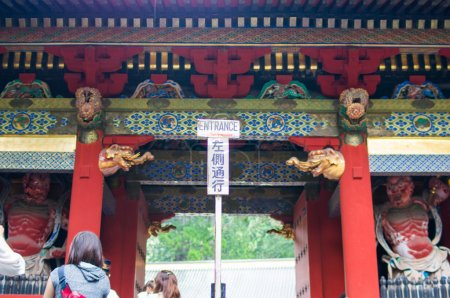 nikko shrine,tochigi,tourism of japan