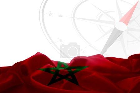 Morocco High Resolution flag
