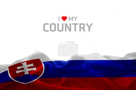 I Love My Country
