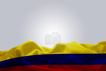 national flag of Colombia