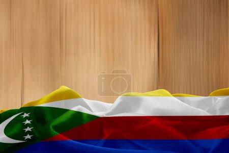 national flag of Comoros
