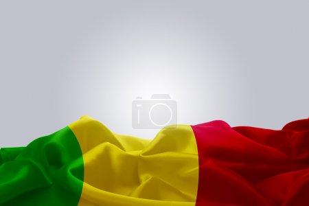 national flag of Mali