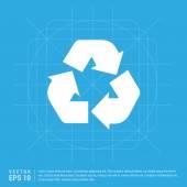 Environmental icon arrow