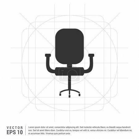 office chair icon