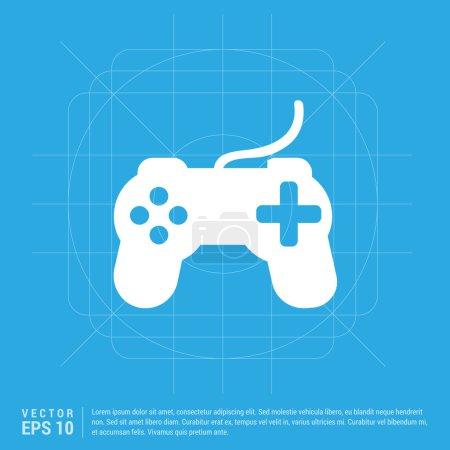game joystick icon