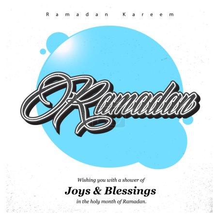 Islamic Ramadan Graphic Design
