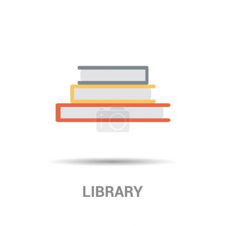 library books icon