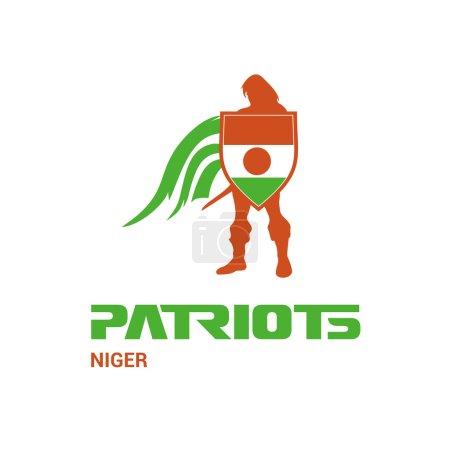 Niger patriots concept