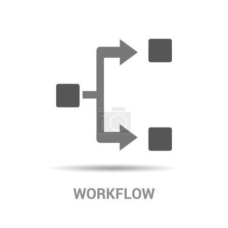 workflow scheme icon