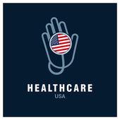 USA healthcare logo