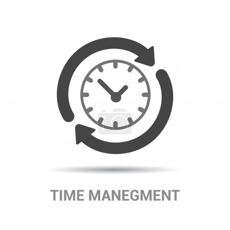 Business Time management Icon