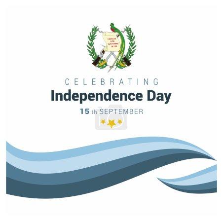 15 September. Guatemala Independence Day.