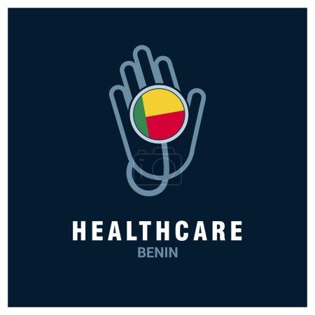 Benin healthcare logo