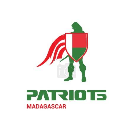 Мадагаскар концепции патриоты