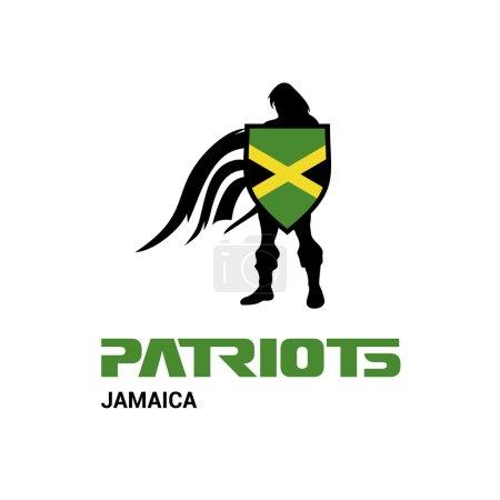 Jamaica patriots concept