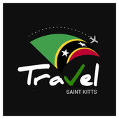Travel Saint Kitts and Nevis Symbol