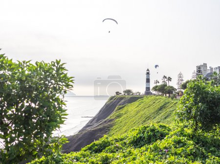 The Lighthouse of Miraflores
