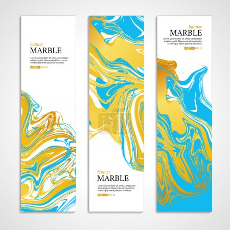 Marble color texture card background2