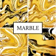 Постер, плакат: Marble gold texture background