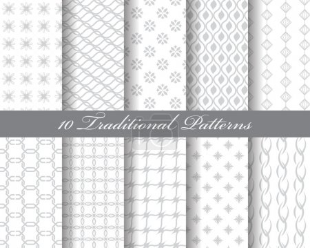 10 traditional patterns