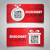 christmas holiday and new year gift voucher