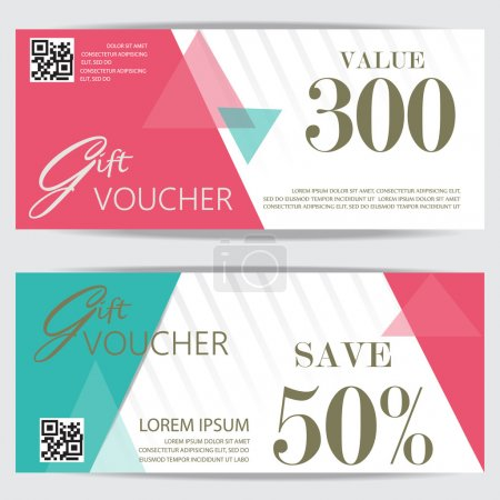gift voucher design for business promotion
