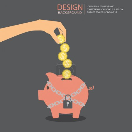 business finance, vector design element