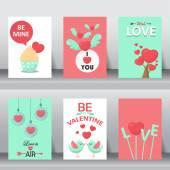 love background set
