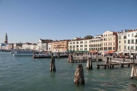Cities of Europe, Venice in Italy