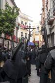 Guild of Students, Holy Week in Seville