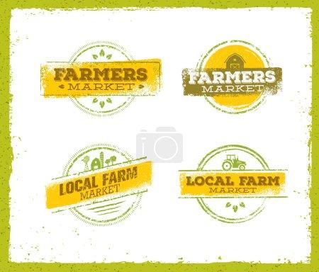 Local Farm Logos