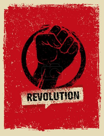 Revolution Hand Sign