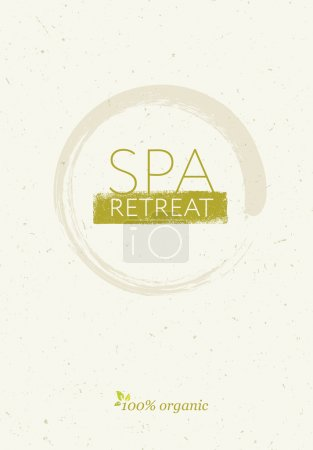 Spa Retreat Background