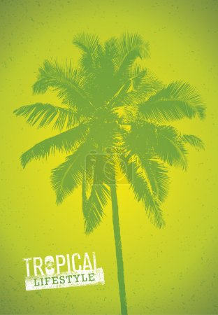Tropical Lifestyle Summer Beach Party