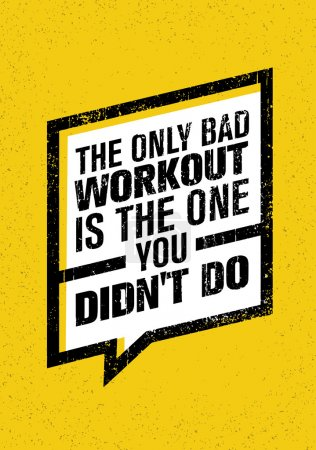 Workout Sport Motivation Quote