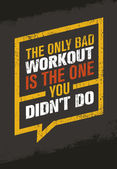 Workout Sport Motivation Quote